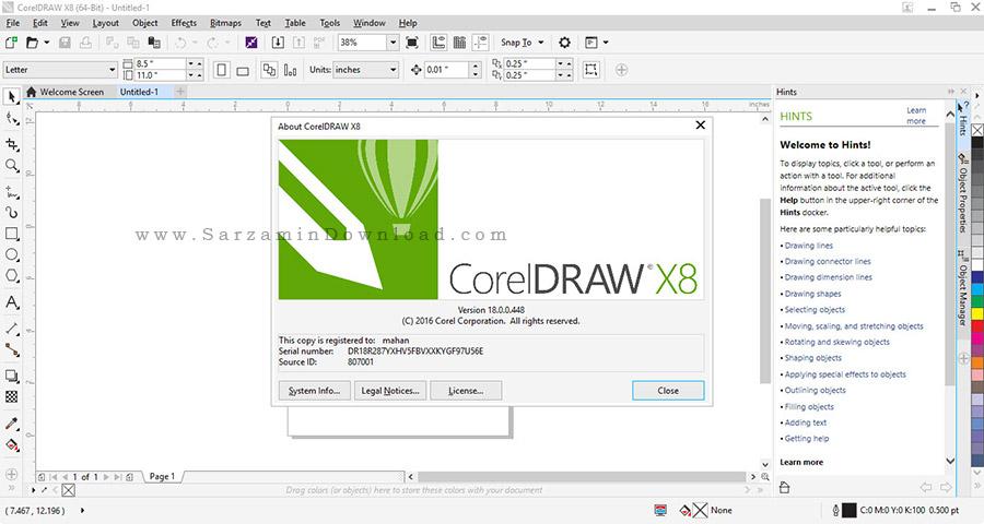 Coreldraw X5 For Windows 7 Graphic Design And | Autos Post