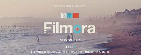 نرم افزار حرفه ای ویرایش فیلم - Wondershare Filmora 6