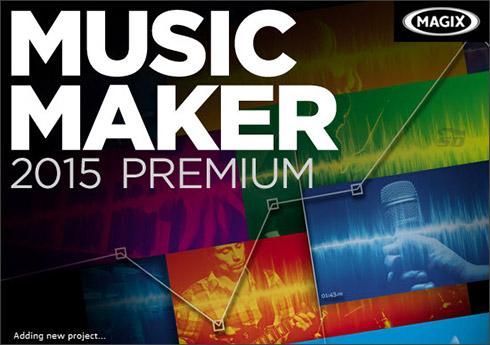 نرم افزار حرفه ای آهنگ سازی - MAGIX Music Maker 2015