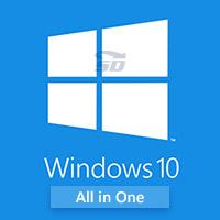 پکیج کامل ویندوز 10 ، شامل تمام نسخه ها - Windows 10 Edition 1709 Build 16299
