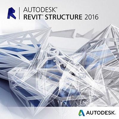 نرم افزار مدلسازی نقشه های ساختمانی (برای ویندوز) - Autodesk Revit Structure 2016 SP2 Windows