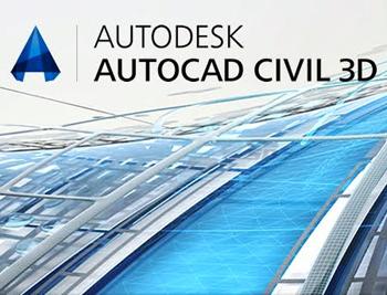 نرم افزار اتوکد سیویل (برای ویندوز) - Autodesk AutoCAD Civil 3D 2018.1 Windows