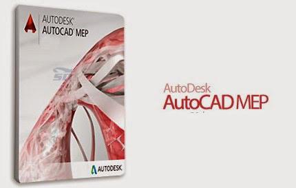 نرم افزار طراحی نقشه تاسیسات ساختمانی (برای ویندوز) - Autodesk AutoCAD MEP 2018 Windows