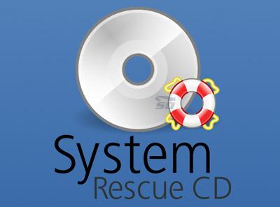 دیسک بوت نجات سیستم - SystemRescueCd 5.1.2