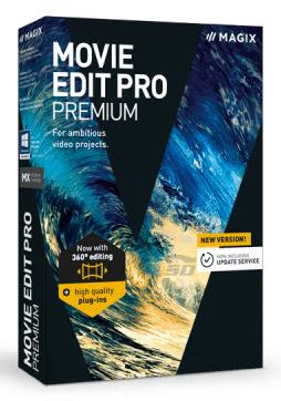 نرم افزار حرفه ای ویرایش فیلم (برای ویندوز) - MAGIX Movie Edit Pro 2018 Premium 17.0.2.159 Windows