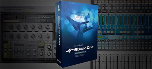 نرم افزار آهنگ سازی استودیو وان (برای ویندوز) - Studio One Pro 3.5.4.45392 Windows