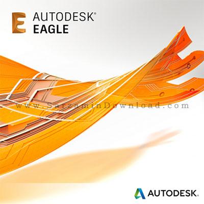 نرم افزار طراحی مدار الکترونیکی (برای ویندوز) - Autodesk EAGLE Premium 8.5.2 Windows