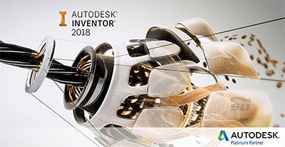 نرم افزار مدلسازی و طراحی (برای ویندوز) - Autodesk Inventor Professional 2018.2.2 Windows