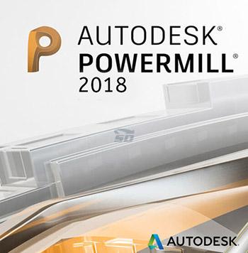 نرم افزار مهندسی برای ماشین کاری قطعات صنعتی (برای ویندوز) - PowerMill 2018.1.5 Windows