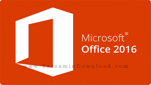 نرم افزار آفیس 2016 همراه با آپدیت های جدید (برای ویندوز) - Microsoft Office 2016 Pro Plus VL December 2017 Windows