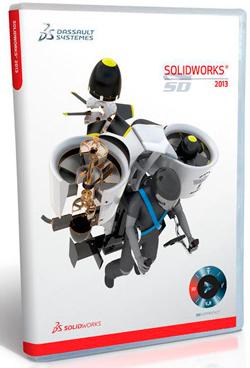 نرم افزار طراحی صنعتی سالید ورک (برای ویندوز) - Solidworks Premium 2018 SP1.0 Windows