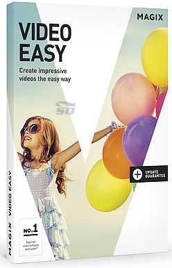 نرم افزار ویرایش فیلم (برای ویندوز) - MAGIX Video easy HD 6.0.2.132 Windows