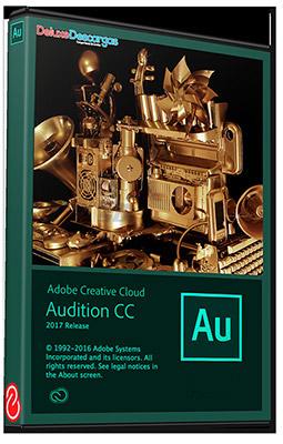 نرم افزار حرفه ای ویرایش فایل های صوتی (برای ویندوز) - Adobe Audition CC 2018 v11.0.2.2 Windows