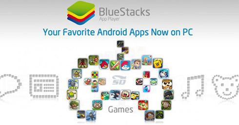 نسخه جدید نرم افزار اجرای برنامه های اندروید در کامپیوتر - BlueStacks 0.10.0.4321