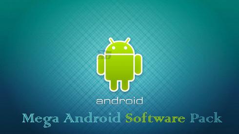 مجموعه کامل نرم افزار های اندروید - Mega Android Software Pack